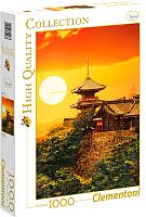 Пазл Clementoni Киото. Япония 39293 (1000эл) -