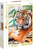 Пазл Clementoni Суматранский тигр 39295 (1000эл) -