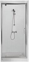 Стеклянная шторка для ванны Sanplast DJ/TX5b-90-S sbW15 (с Glass Protect) -