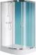 Душевой уголок Sanplast Kpl-L-KP4/TX5b-80x120-S sbGY -