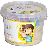 Кинетический песок Genio Kids Умный песок. Фиолетовый SSR052 (0.5кг) -