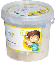 Кинетический песок Genio Kids Умный песок. Фиолетовый SSR202 (2кг) -
