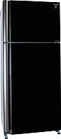 Холодильник с морозильником Sharp SJ-XP59PGRD -