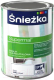Эмаль Sniezkа Supermal масляно-фталевая (0.8л, белый глянец) -