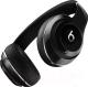 Наушники-гарнитура Beats Studio Wireless Over-Ear Headphones / MP1F2ZM/A (черный глянцевый) -