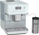 Кофемашина Miele CM 6350 LOWE (белый лотос) -