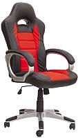 Кресло офисное Седия Mars Eco (черный/красный) -