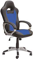 Кресло офисное Седия Mars Eco (черный/синий) -