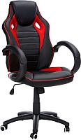 Кресло офисное Calviano XRacer RS 596 (красно/черный) -
