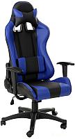 Кресло офисное Calviano Lucaro WRC Exclusive (синий/черный) -
