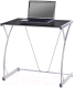 Письменный стол Halmar B20 (черный) -
