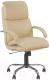 Кресло офисное Nowy Styl Nadir Steel Chrome (SP-J/бежевый) -