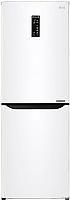 Холодильник с морозильником LG GA-B389SQQZ -