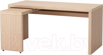 Письменный стол Ikea Мальм 303.599.74