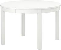 Обеденный стол Ikea Бьюрста 303.854.16 -