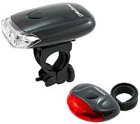 Набор фонарей для велосипеда Mactronic L-ZL3-4L -