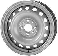 Штампованный диск Trebl 15x6