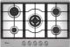 Газовая варочная панель Midea Q751SFD-SS -