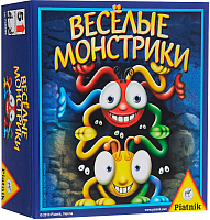Настольная игра Piatnik Веселые монстрики -