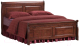 Двуспальная кровать Signal Boston 2 OS 160x200 -