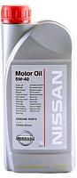 Моторное масло Nissan Motor Oil KE90090132R 0W30 (1л) -