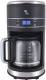 Капельная кофеварка Kitfort KT-704-2 (черный) -