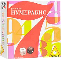 Настольная игра Piatnik Нумерабис -