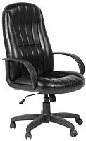Кресло офисное Chairman 685 (экокожа, черный) -