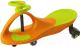 Каталка детская Bradex Бибикар DE 0058 (салатовый/оранжевый) -