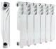 Радиатор алюминиевый Alcobro AL-2E350 (6 секций) -
