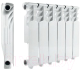 Радиатор алюминиевый Alcobro AL-2E350 (8 секций) -