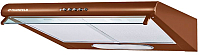 Вытяжка плоская Maunfeld MP 360-1 (C) (коричневый) -