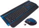 Клавиатура+мышь Dialog Katana KMROK-0517U (синий) -