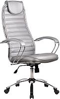 Кресло офисное Metta BC-5CH (серебристый) -