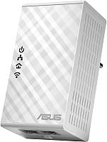Беспроводная точка доступа Asus PL-N12 / 90IG01V0-BO2100 -