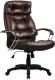 Кресло офисное Metta LK14 PL (коричневый) -