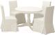 Обеденная группа Ikea Ингаторп/Хенриксдаль 091.615.69 -
