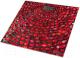 Напольные весы электронные Lumme LU-1329 (красный коралл) -