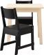 Обеденная группа Ikea Норрокер/Норрокер 191.615.35 -