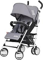 Детская прогулочная коляска Euro-Cart Ezzo 2017 (Graphite) -