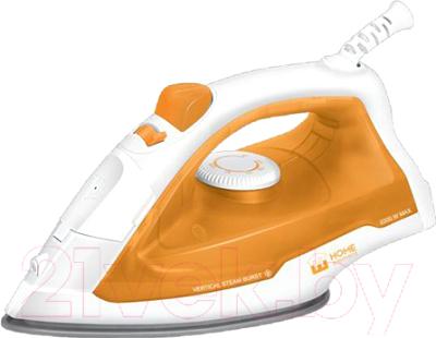 Утюг Home Element HE-IR211 (оранжевый агат)
