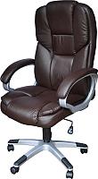 Кресло офисное Mio Tesoro Марко AOC-8349 (коричневый) -