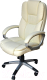 Кресло офисное Mio Tesoro Марко AOC-8349 (кремовый) -