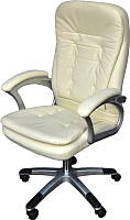 Кресло офисное Mio Tesoro Димас AOC-8257 (кремовый) -