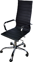Кресло офисное Mio Tesoro Рико AOC-8354B-CM (черный) -