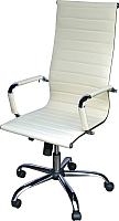 Кресло офисное Mio Tesoro Рико AOC-8354B-CM (кремовый) -