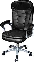 Кресло офисное Mio Tesoro Димас AOC-8257 (черный) -