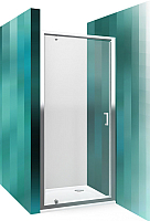 Душевая дверь Roltechnik Lega Line LLDO1/70 (хром/прозрачное стекло) -