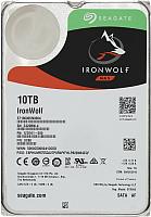 Жесткий диск Seagate Ironwolf 10TB (ST10000VN0004) -