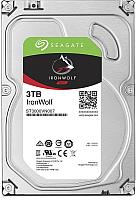Жесткий диск Seagate IronWolf Pro 3TB (ST3000VN007) -